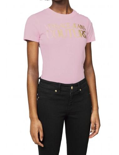 copy of T-shirt rosa con...