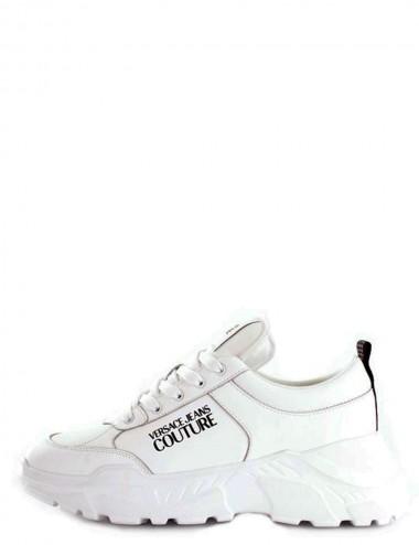 Sneaker con maxi para in...