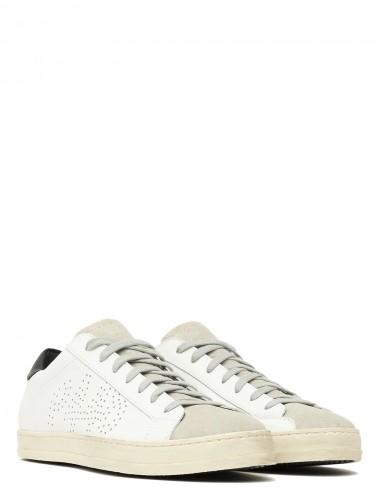 Sneakers John Whi/Gblk
