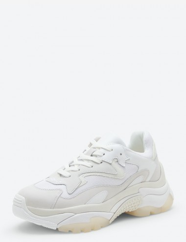 Sneakers Addict Bianche