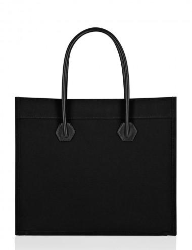 Borsa Canvas Handle bag