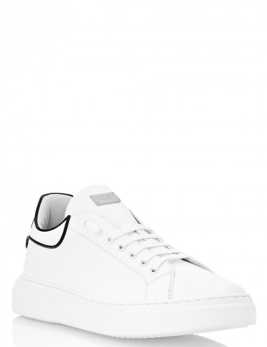 Sneakers Leather Runner Big...