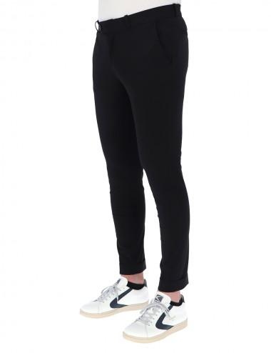 Pantalone Chino Nero 10