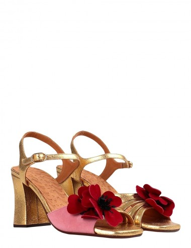 Sandali Piroca Gold Cherry