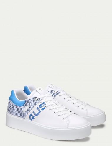Sneakers Star 4US Bianco...