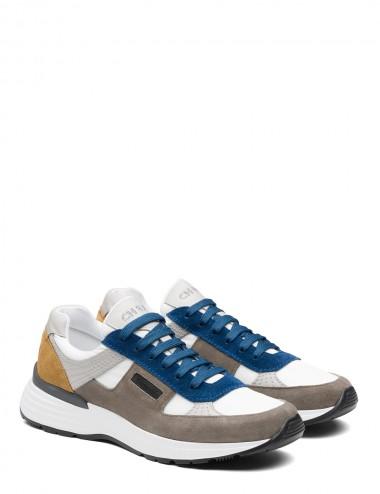 Ch873 Sneaker Rétro Tecnica...