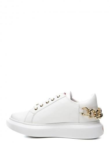 Sneakers in vitello Love...