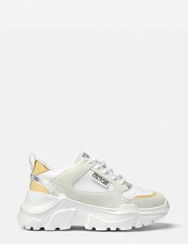 Sneakers Speedtrack bianche