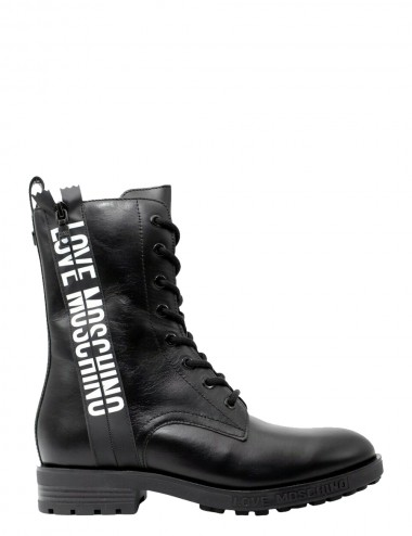 Stivaletti Combat boot Zipper