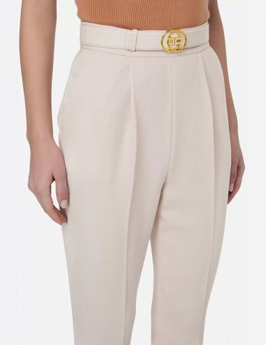 Pantalone skinny calce con...