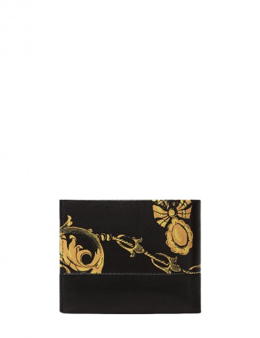 Portafoglio con stampa Regalia Baroque