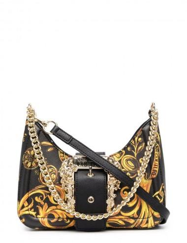 Borsa shoulder bag con stampa Regalia Baroque