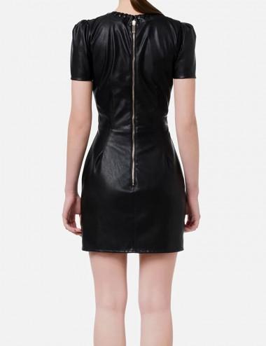 Mini abito nero con...