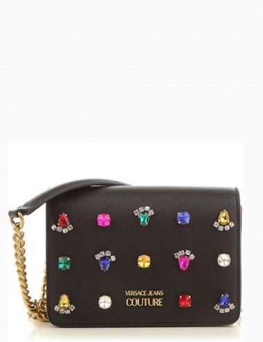 Borsa Saffiano Jewels...