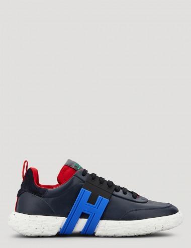 Sneakers 3R blu