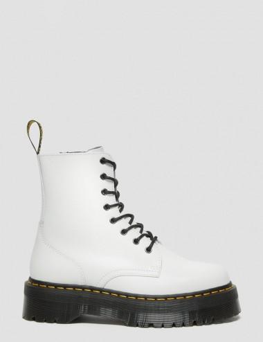 Stivali Platform Jadon bianchi