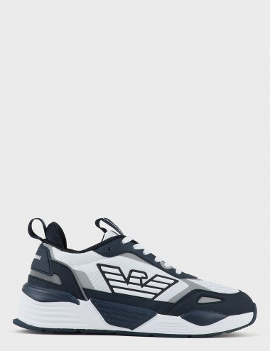 Sneakers in mesh con...