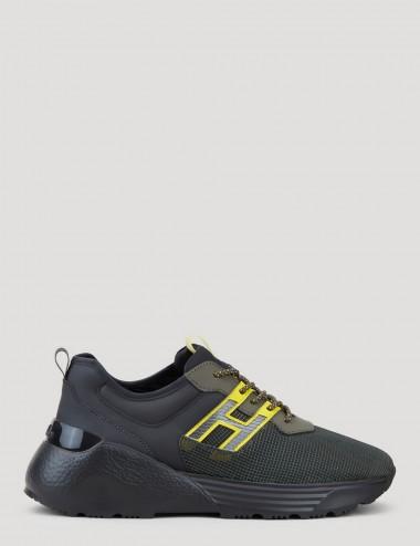 Sneakers Active One Verde Nero