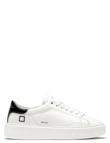 Sfera Calf White-Black