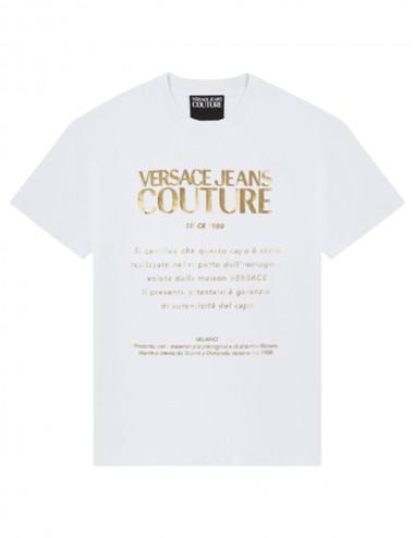 T-shirt con motivo...